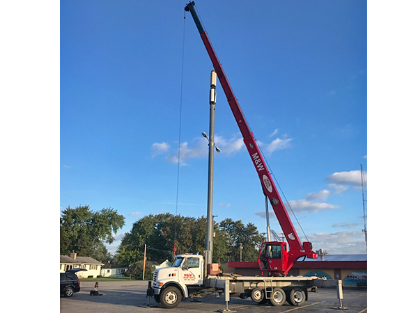 The Best Crane Rental in Flint - M & W Crane Rental
